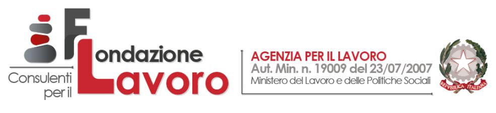 fondazione consulenti per il lavoro logo
